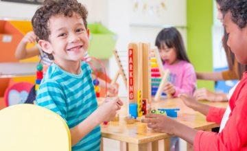 Pre Kindergarten in Garland